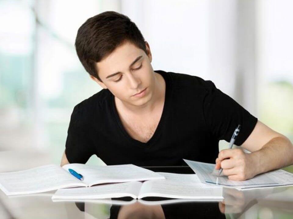 محیط مطالعه کردن - پانسیون مطالعاتی خانه سبز امید